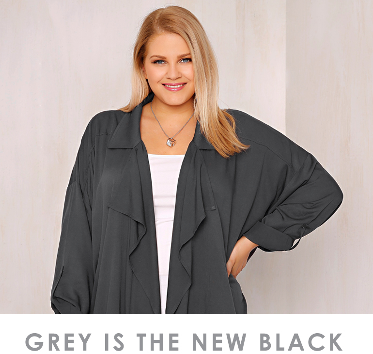 Shop grey is the new black trend >