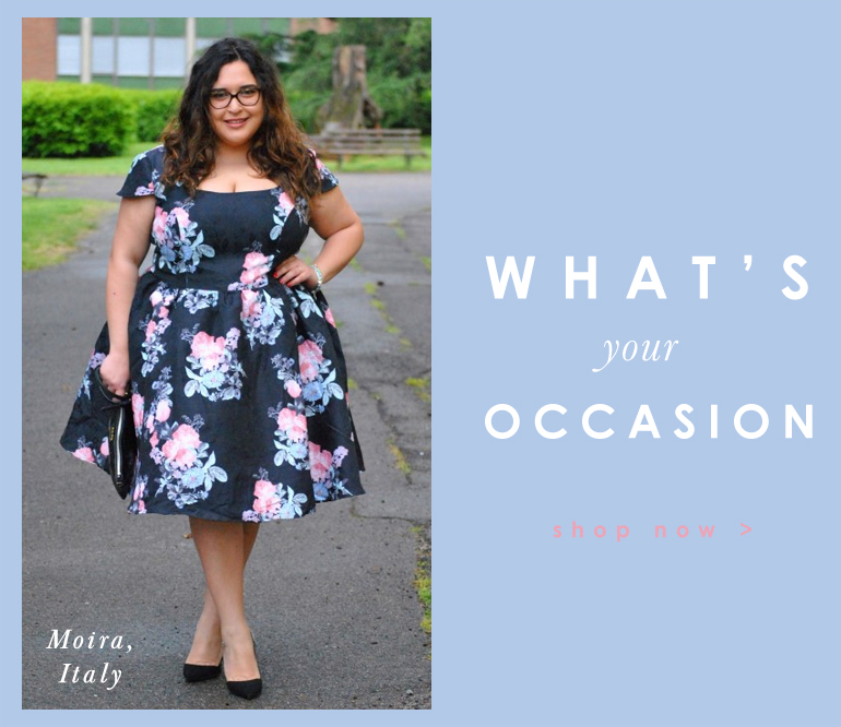 Shop occasion wear, up to size 36 >