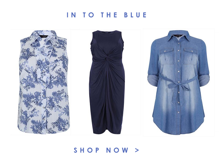 Trend, Into the Blue, up to size 36 >