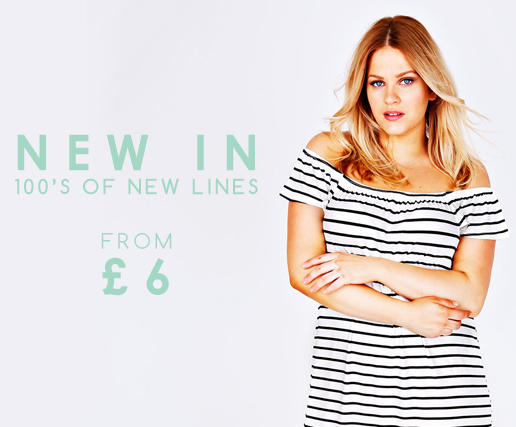 New In From £6 >