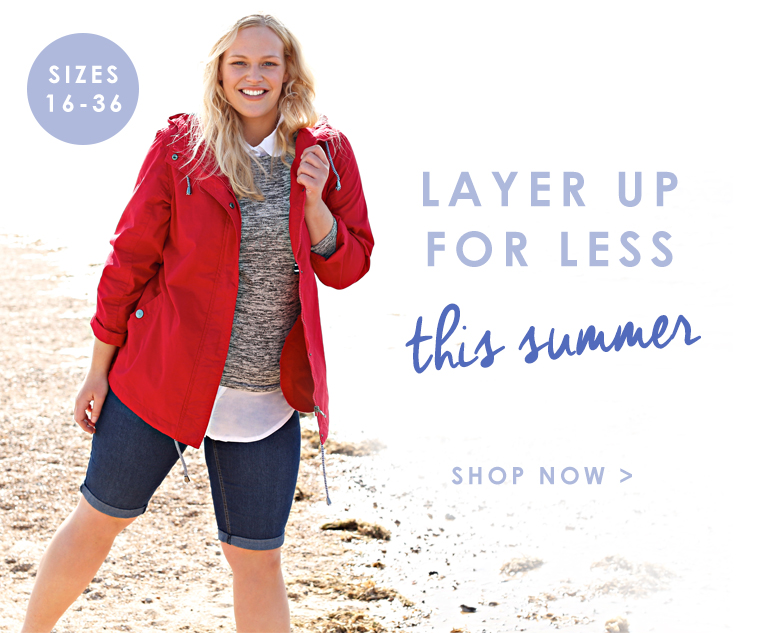 Layer up For Less, Shop Coats and jackets >