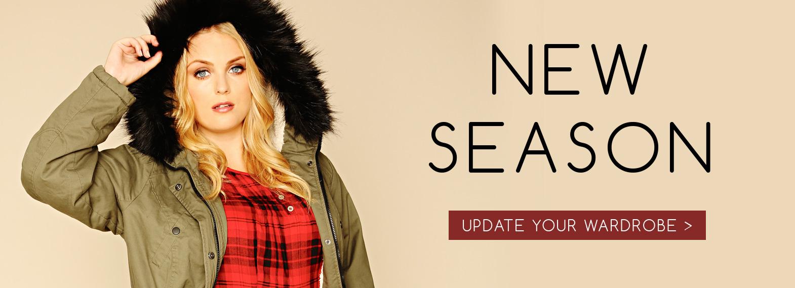 Shop New Season >
