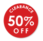 50% Off Selected