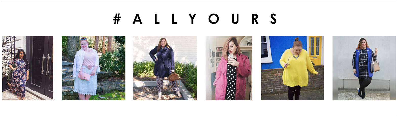 Share Your Picture On Our Shopable Gallary #AllYours >
