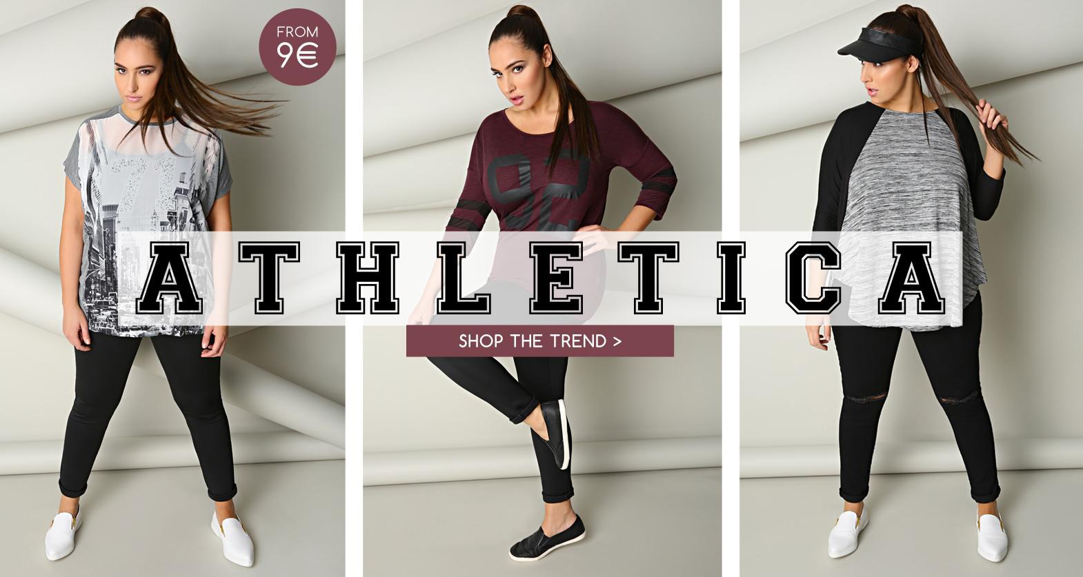 Shop Athletica >