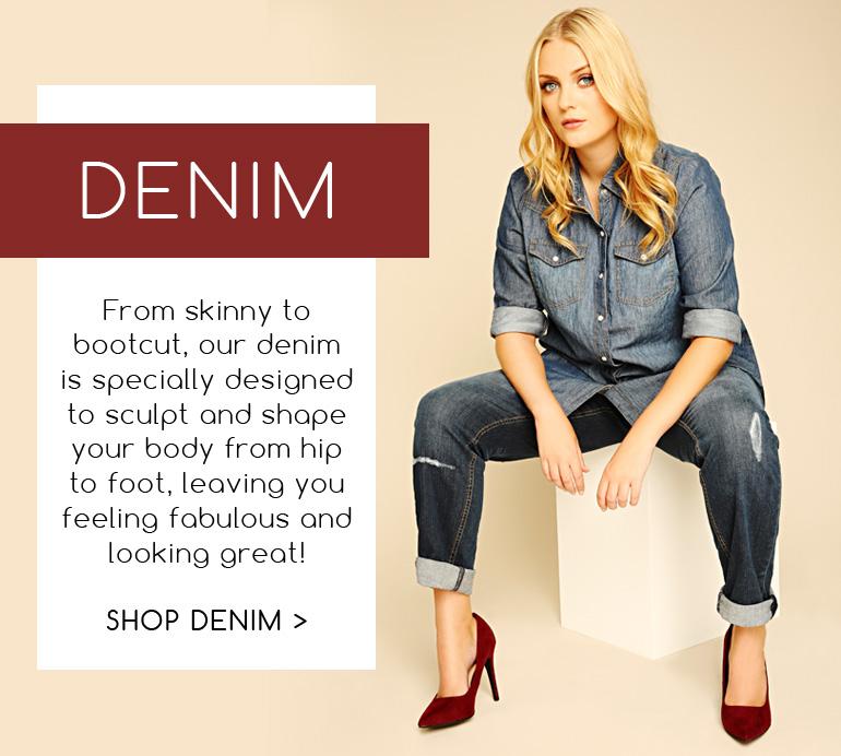 Shop Denim >