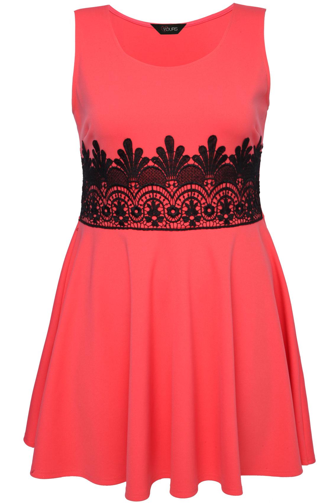 Pink Dress Size 18