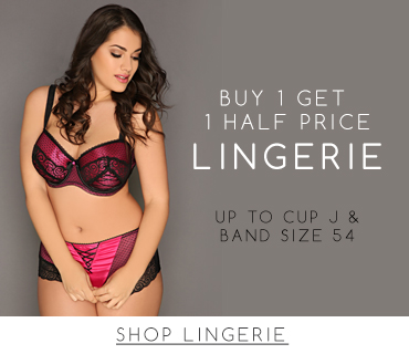 Buy 1 Get 1 Half Price Lingerie >