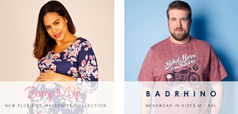 Bump it up maternity collection - Bad Rhino