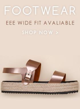 Shop Footwear >