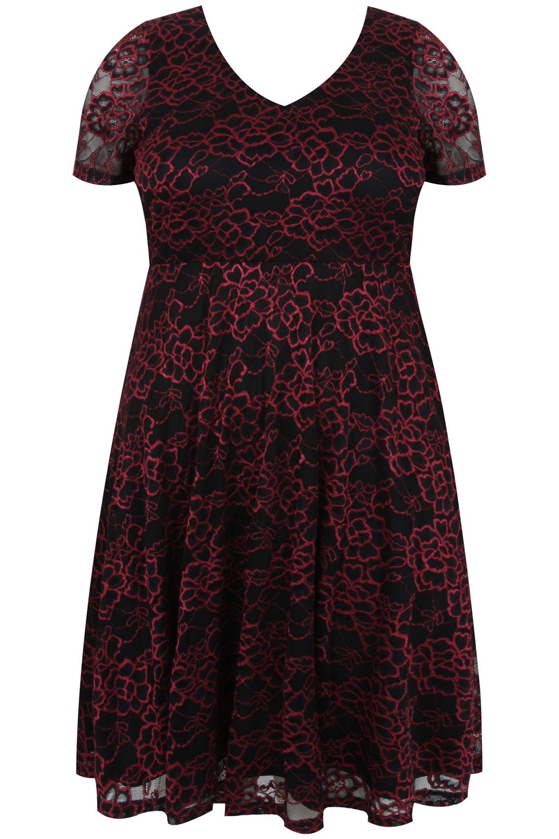 plus size attire online purchasing