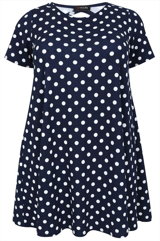 Women's Old Navy black and white polka dot dress. Size Large tall. NWT. Thick soft jersey material that provides stretch. Measurements: Bust 22in Waist in Length in ***All items from a SMOKE F COLUMBIA Women's EUC Navy Blue Polka Dot Dress - Size Small. $ 1 bid.