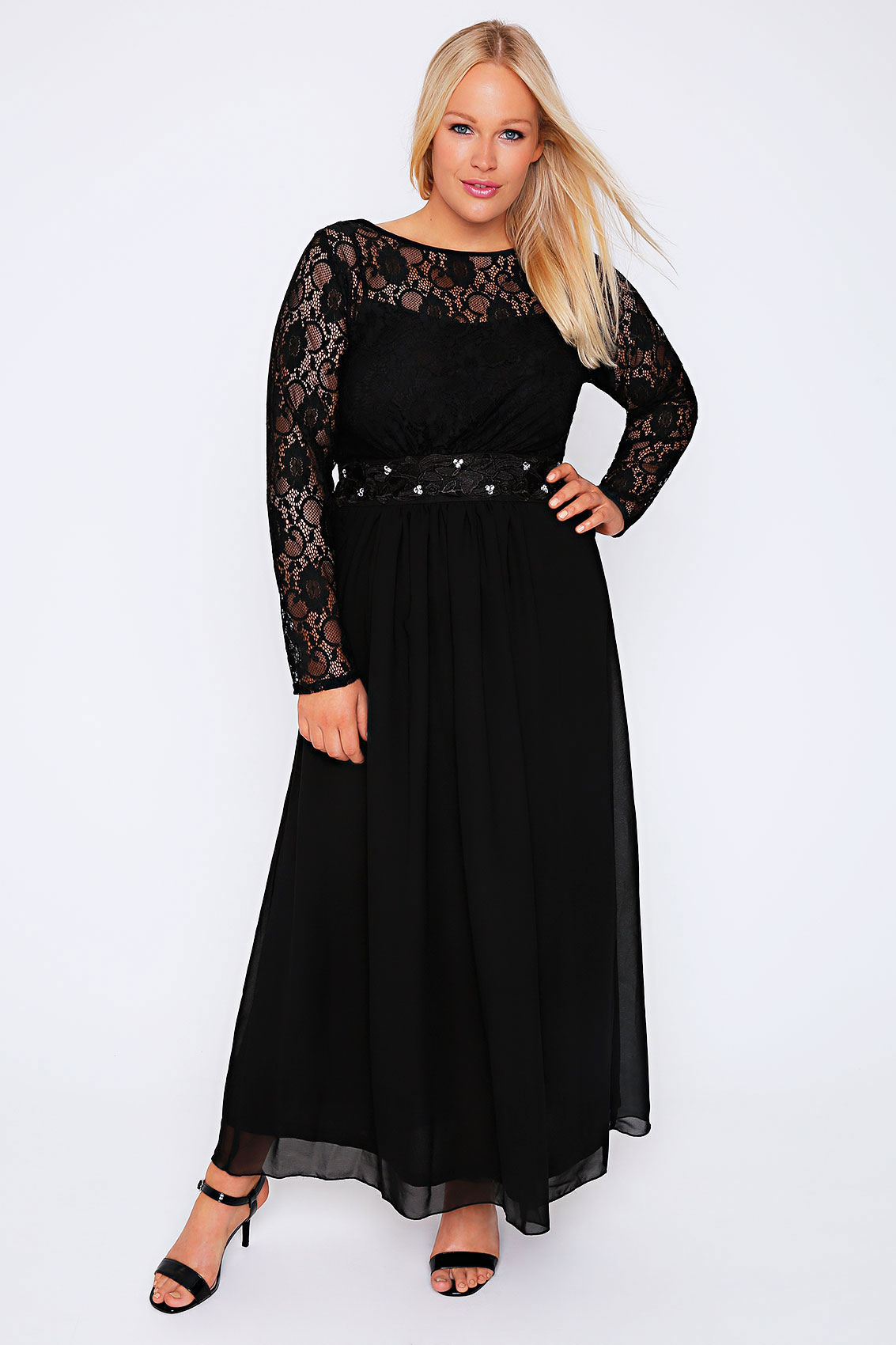 Yours Plus Size Maxi Dresses 106