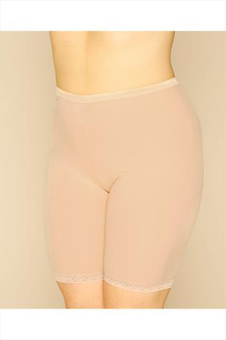 SLOGGI Nude Basic Long Length Briefs