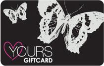 Butterfly Gift Card