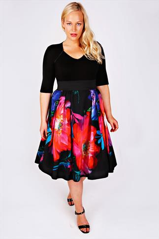 Yours Plus Size Party Dresses 26