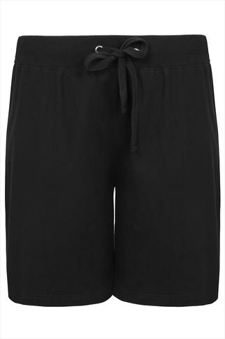 Westrock Bay Black Jogger Shorts
