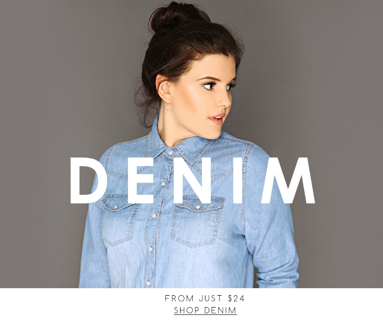 Shop Denim >
