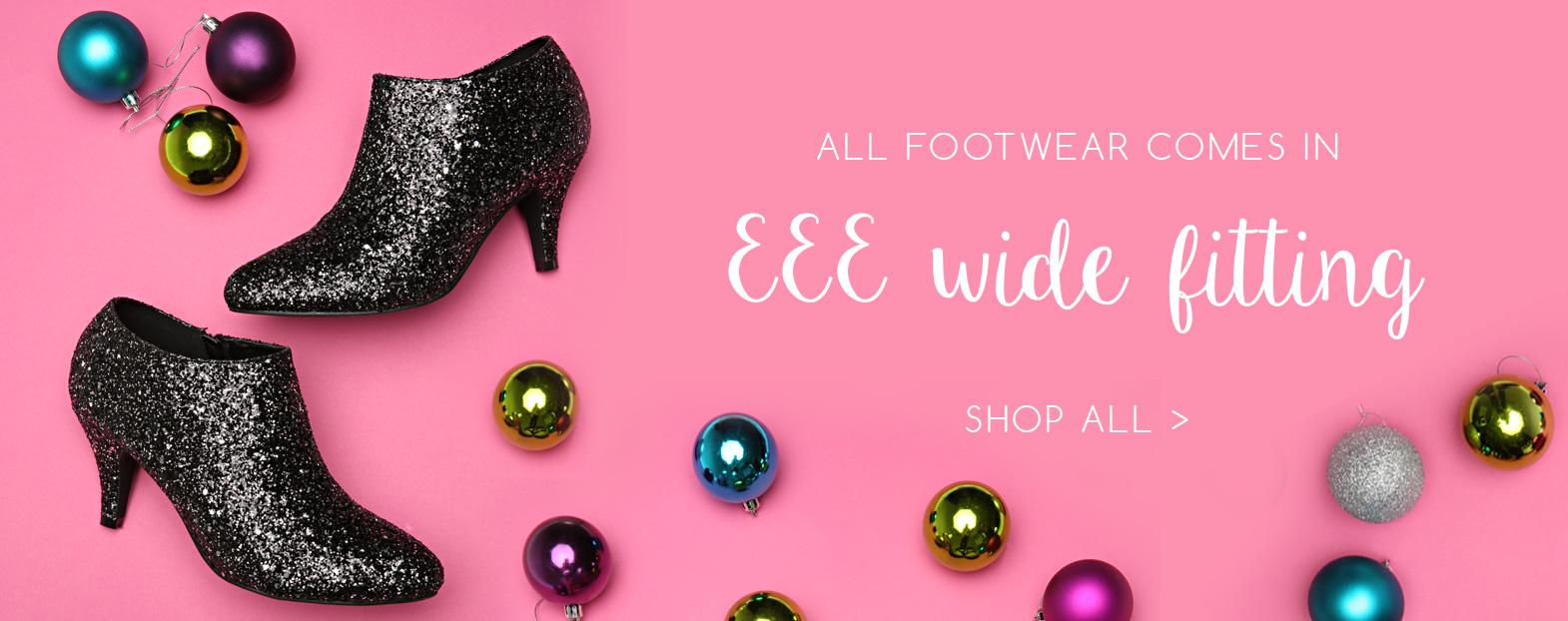 Shop All EEE Fitting Footwear >