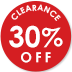 30% Off Selected