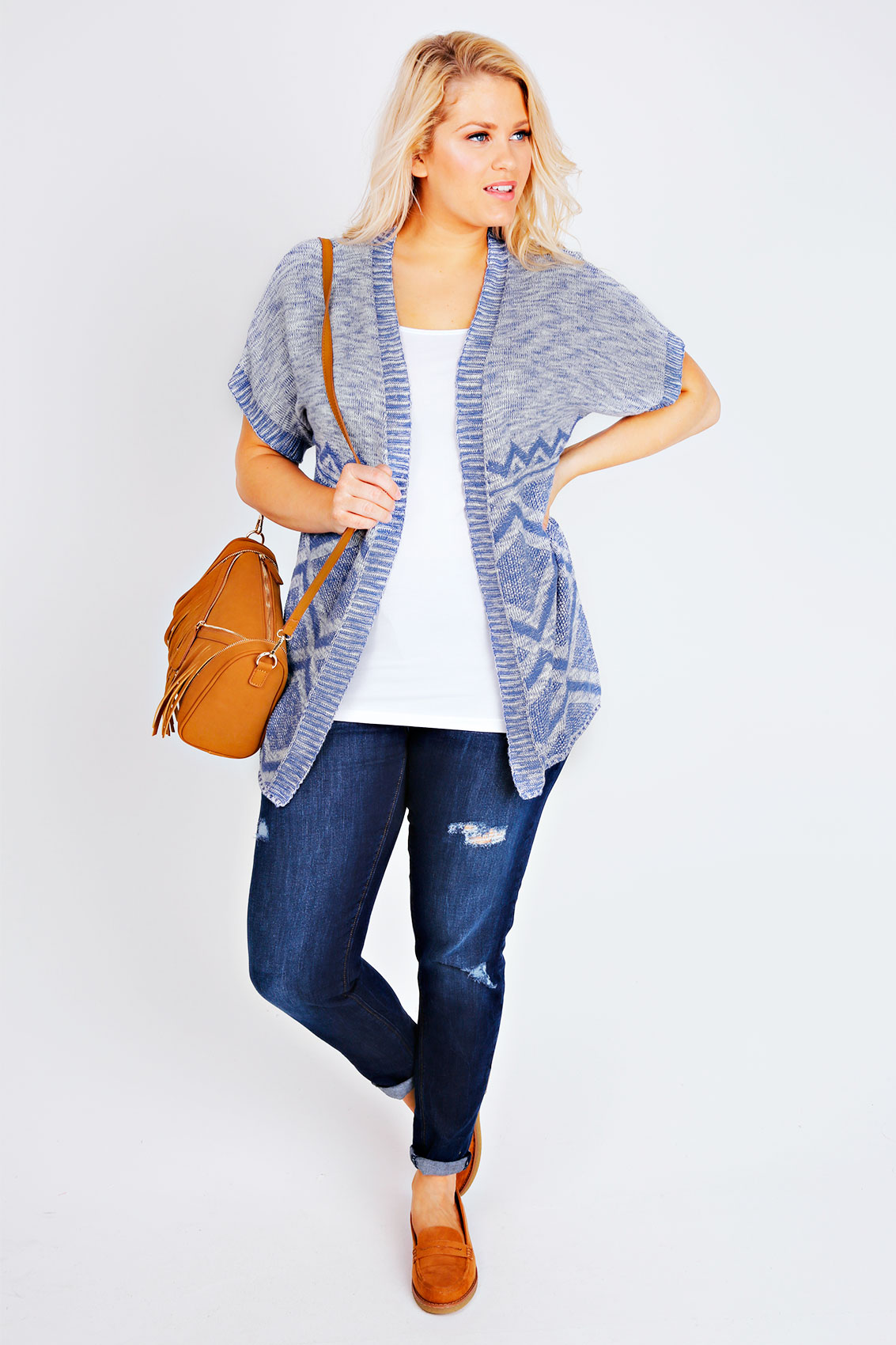 Enjoy free shipping and easy returns every day at Kohl's. Find great deals on Womens White Cardigan Sweaters at Kohl's today!
