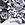 Black And White Floral Print Viscose Elastane Leggings