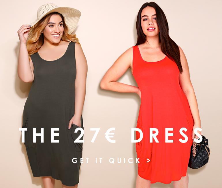 The 27€ Pocket Dress >