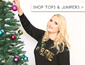 Shop Christmas Jumpers >