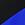 Cobalt Blue Colour Block Jersey Longline Top With Hanky Hem
