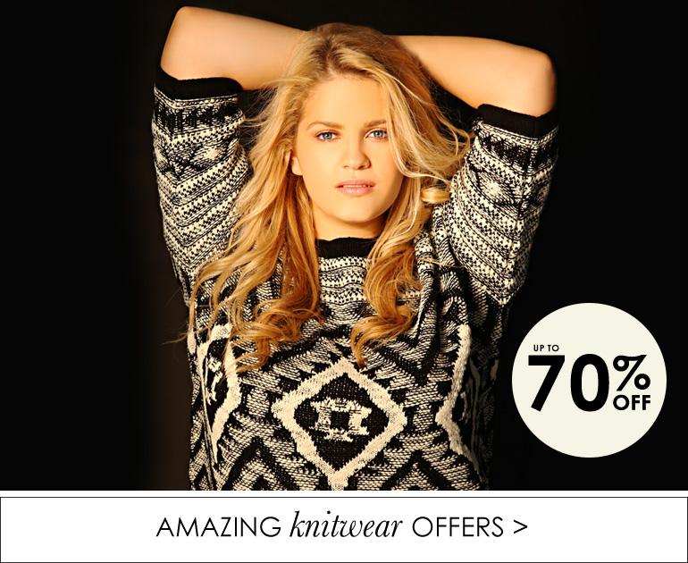 Shop Knitwear >